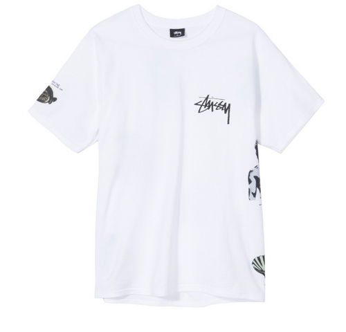 Gallery Tee White