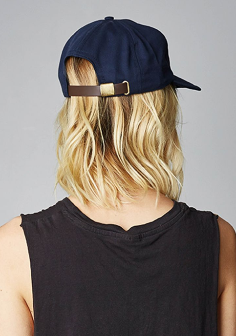 Langley Cap Navy