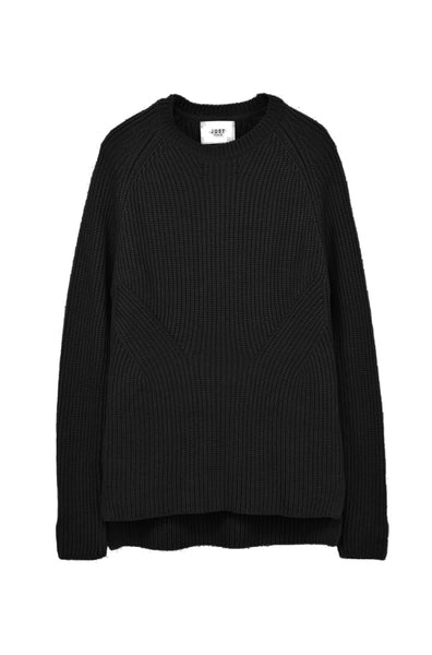 Star knit Black