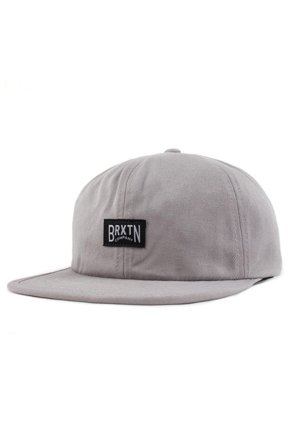 Langley Cap Grey