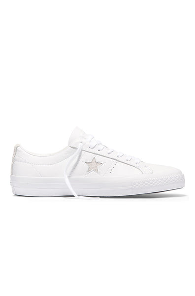 4ff09de08438 One Star Premium Leather White White Black – El Kartel