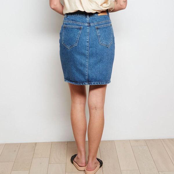 Pauline skirt Mid Blue