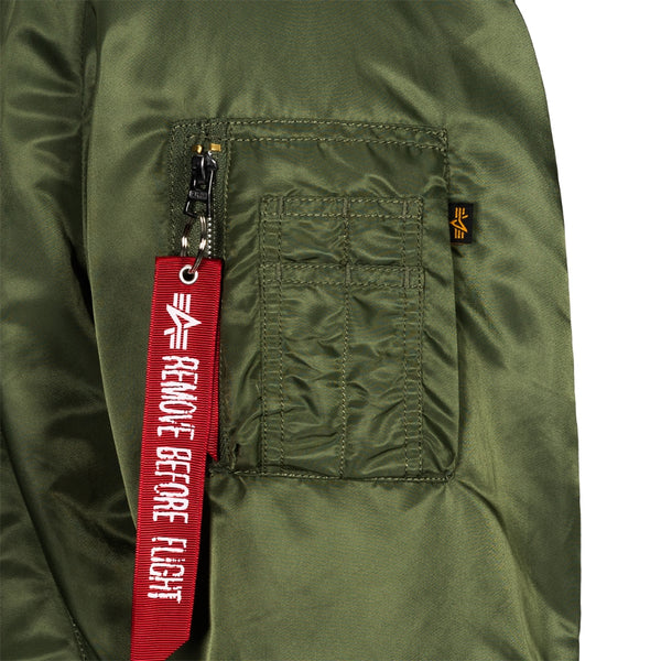 MA-1 COALITION BLOOD CHIT JKT