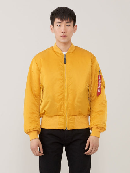 MA-1 Core Flight Jacket Gold
