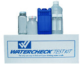 Watercheck with Pesticide Option