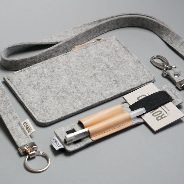 wool felt collection - wolvilt collectie