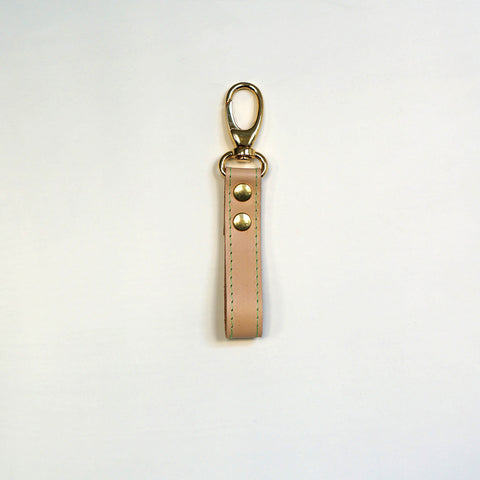 leather key fob | Didim S | leer sleutelhanger - studio ROWOLD