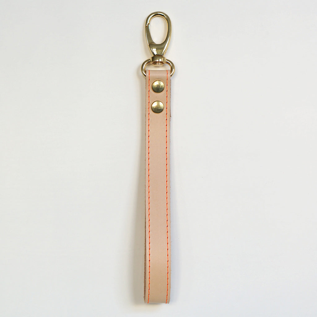 leather key cord | Didim S | sleutelkoord in leer - studio ROWOLD