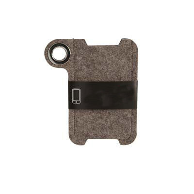 Oslo felt iphone case - vilt iPhone hoes - studio ROWOLD