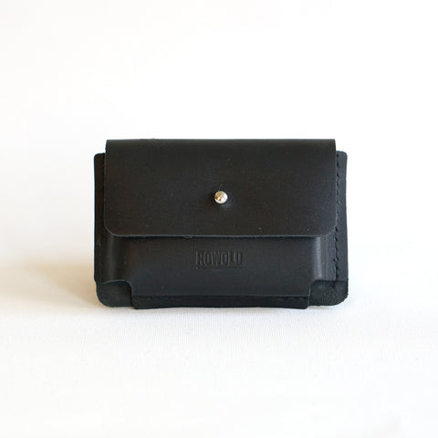 card sleeve leather | Malmo | kaart hoesje leer -