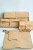 leather case/bag Odense - leder hoesje - studio ROWOLD