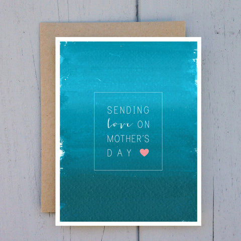 mother's day cards + gift ideas