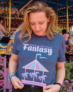 "Load image into Gallery viewer, ""Fantasy"" T-Shirt"