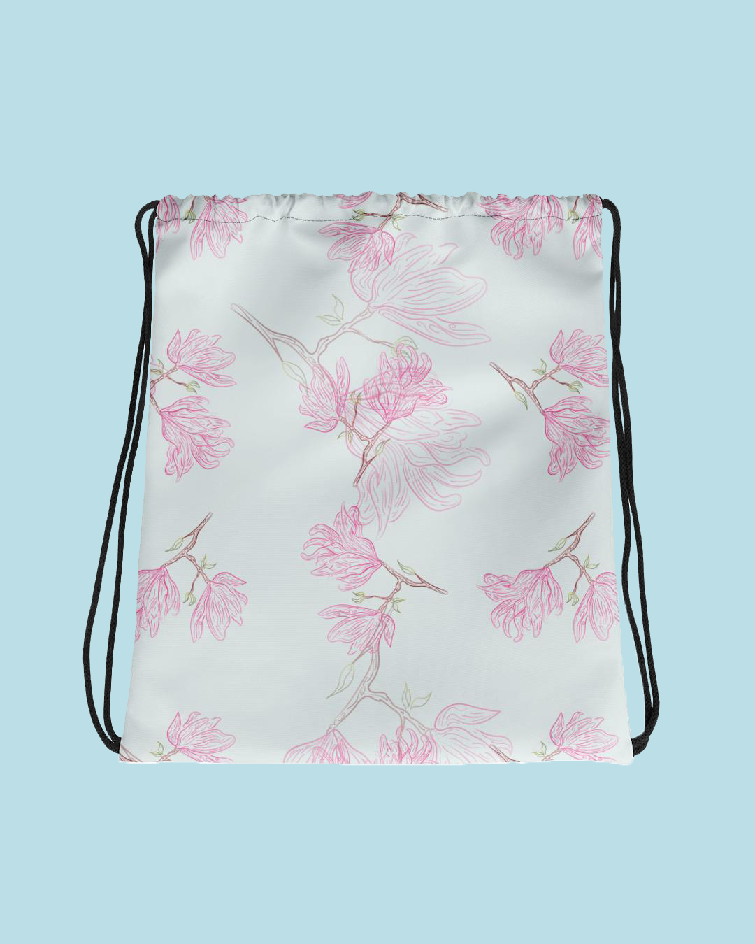 """Adversity"" Drawstring bag"