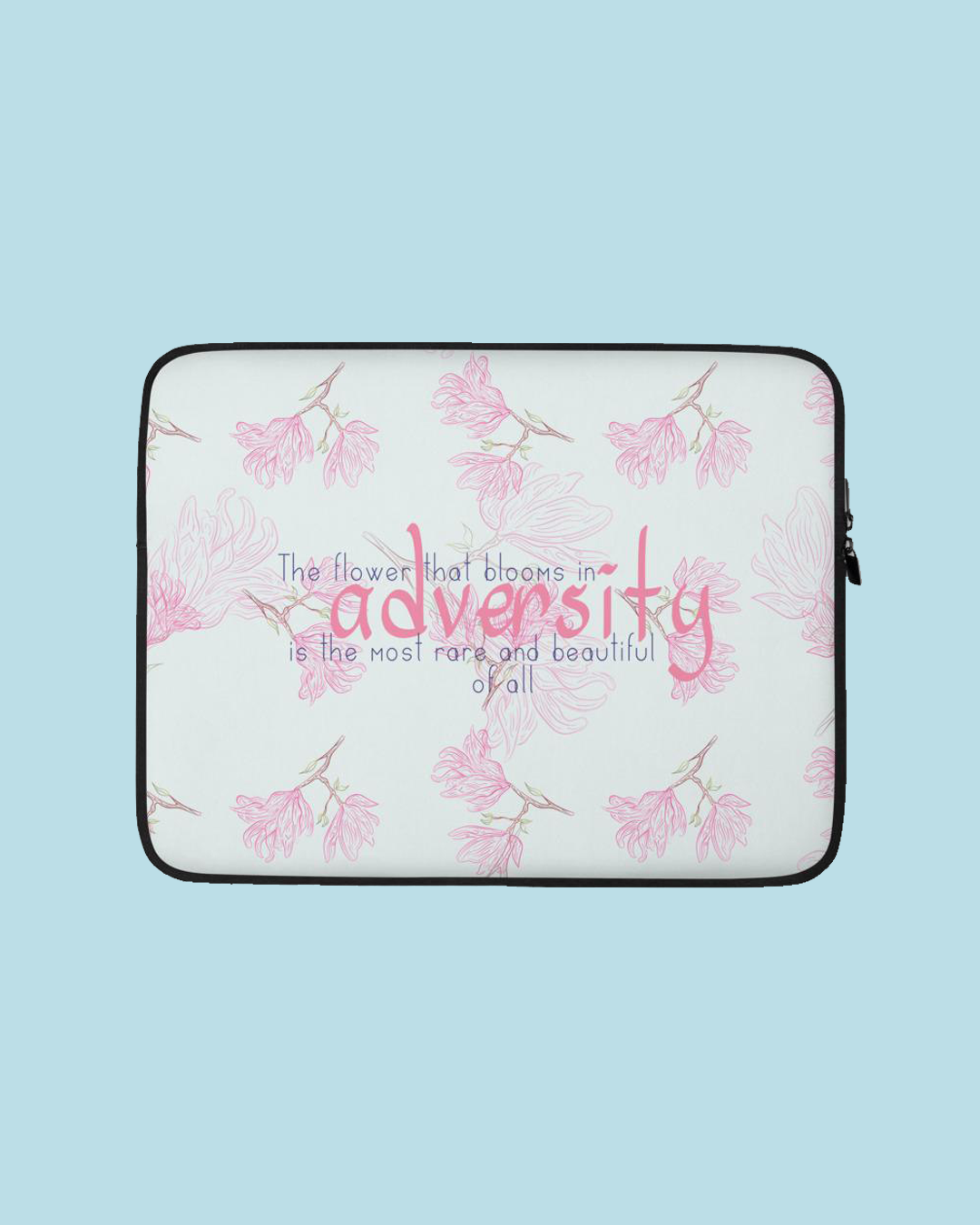 """Adversity"" Laptop Sleeve"