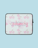 "Load image into Gallery viewer, ""Adversity"" Laptop Sleeve"