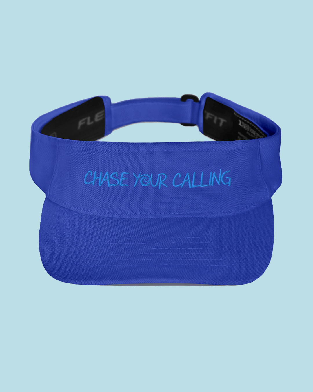 """Chase Your Calling"" Visor"