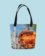 "Load image into Gallery viewer, ""Halloween Day"" Tote Bag"