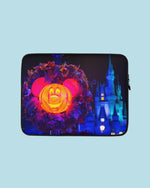 "Load image into Gallery viewer, ""Halloween Night"" Laptop Sleeve"