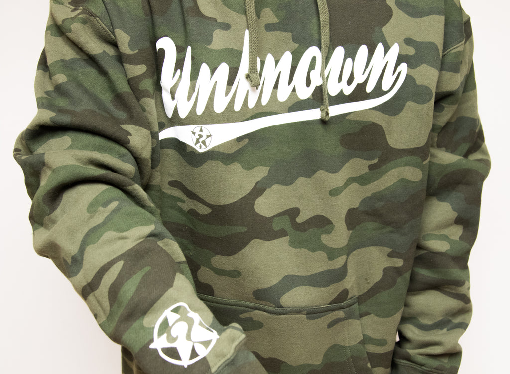 Unknown CAMO Hoodie