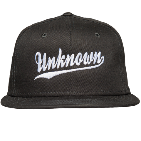 Unknown Black New era Hat
