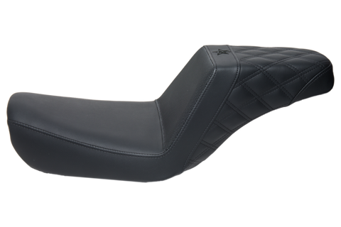 04-05 Dyna BLACK DIAMOND SEAT