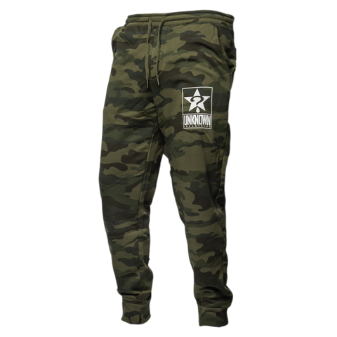 Camo square Sweat pants