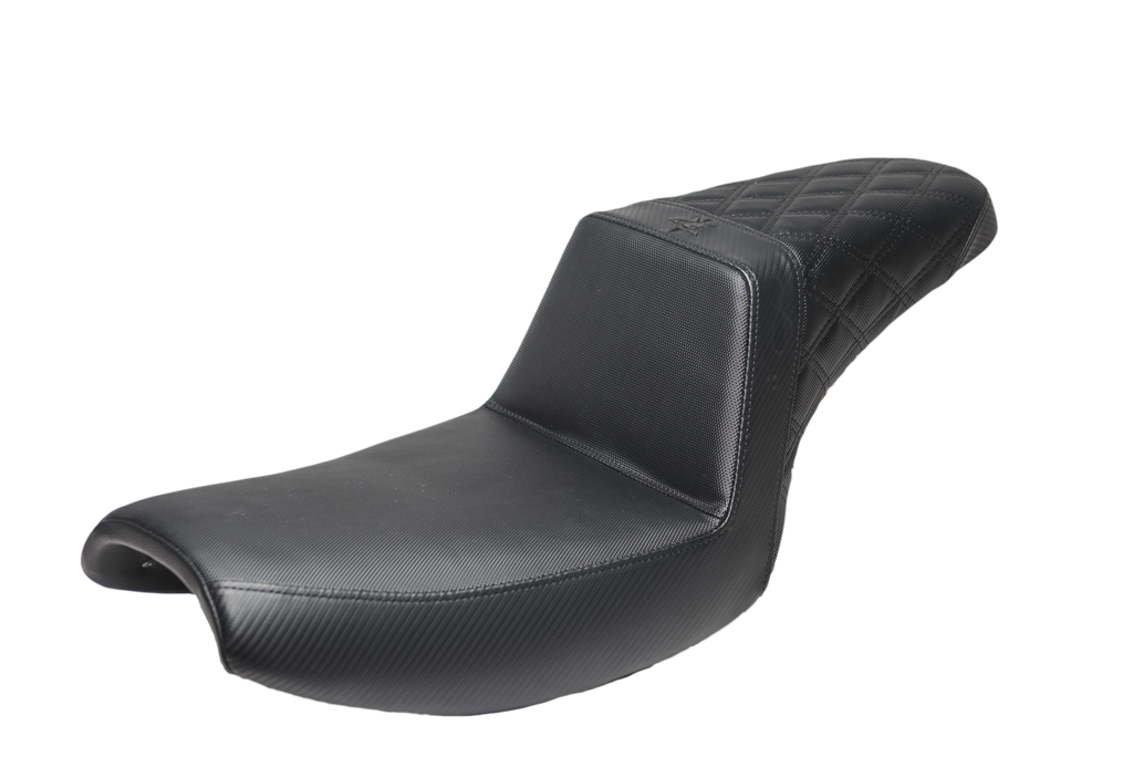 FXR Black Carbon Diamond Seat