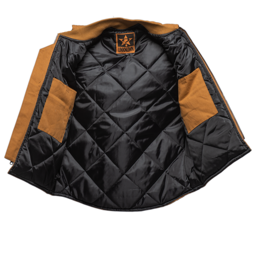 The Sportsman Brown Vest