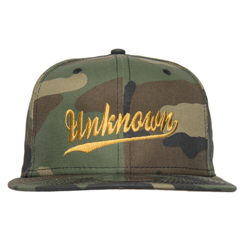 original camo unknown hat