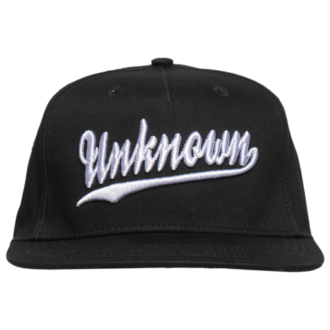 UNKNOWN BASEBALL BLACK HAT