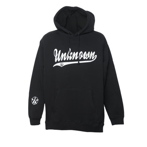 Unknown Black & White Hoodie