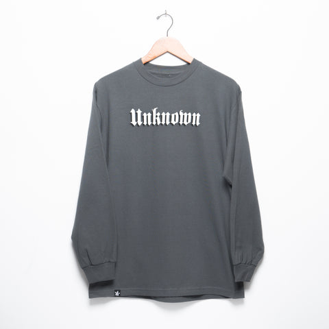 Grey Stone Long Sleeve