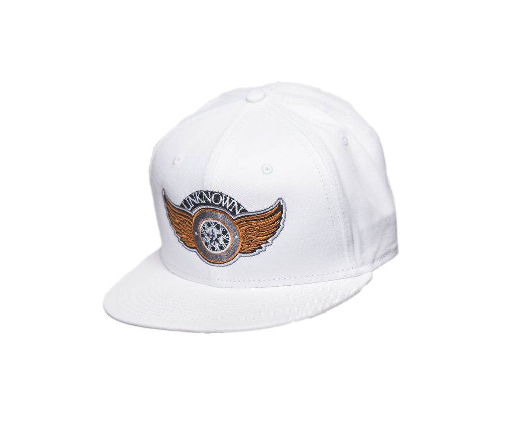 White New Era Hat