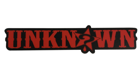 Swing Arm RED Unknown Sticker