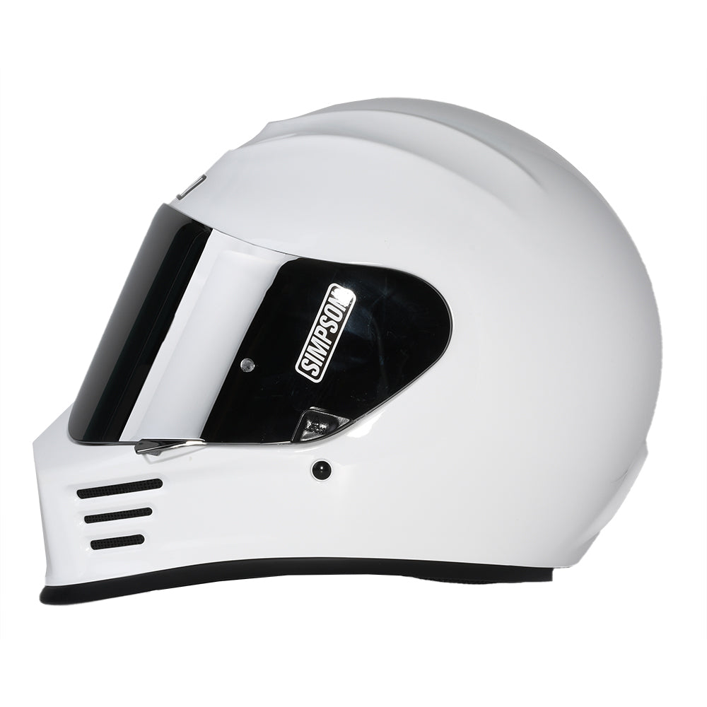 SIMPSON SPEED BANDIT MOTORCYCLE HELMETS