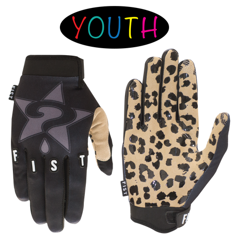 """Black Cheetah"" YOUTH Glove"