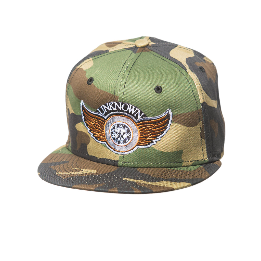 Camo New Era Unknown Hat