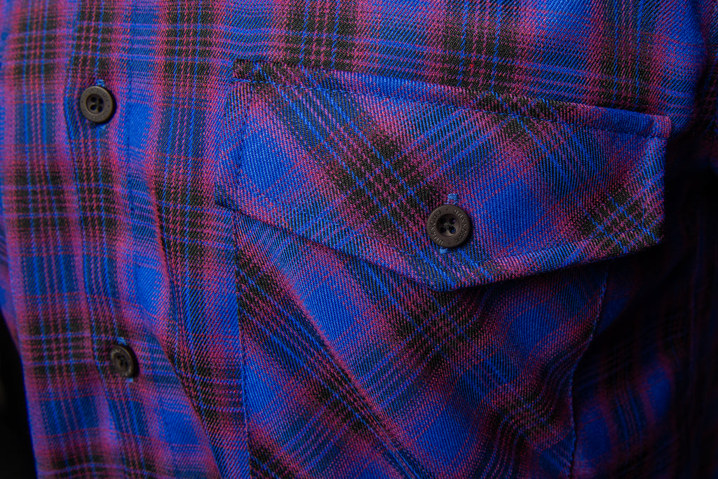 """Keep on Trucking"" Flannel"