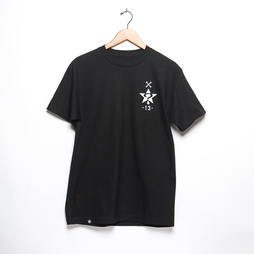 Wrench Black T-Shirt