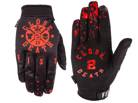 """Close 2 Death"" Glove"
