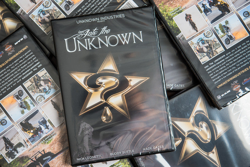 """Into the UNKNOWN"" DVD"