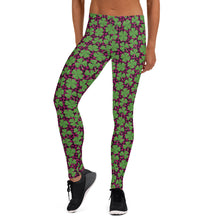Load image into Gallery viewer, New St. Paddy's Clover Leggings