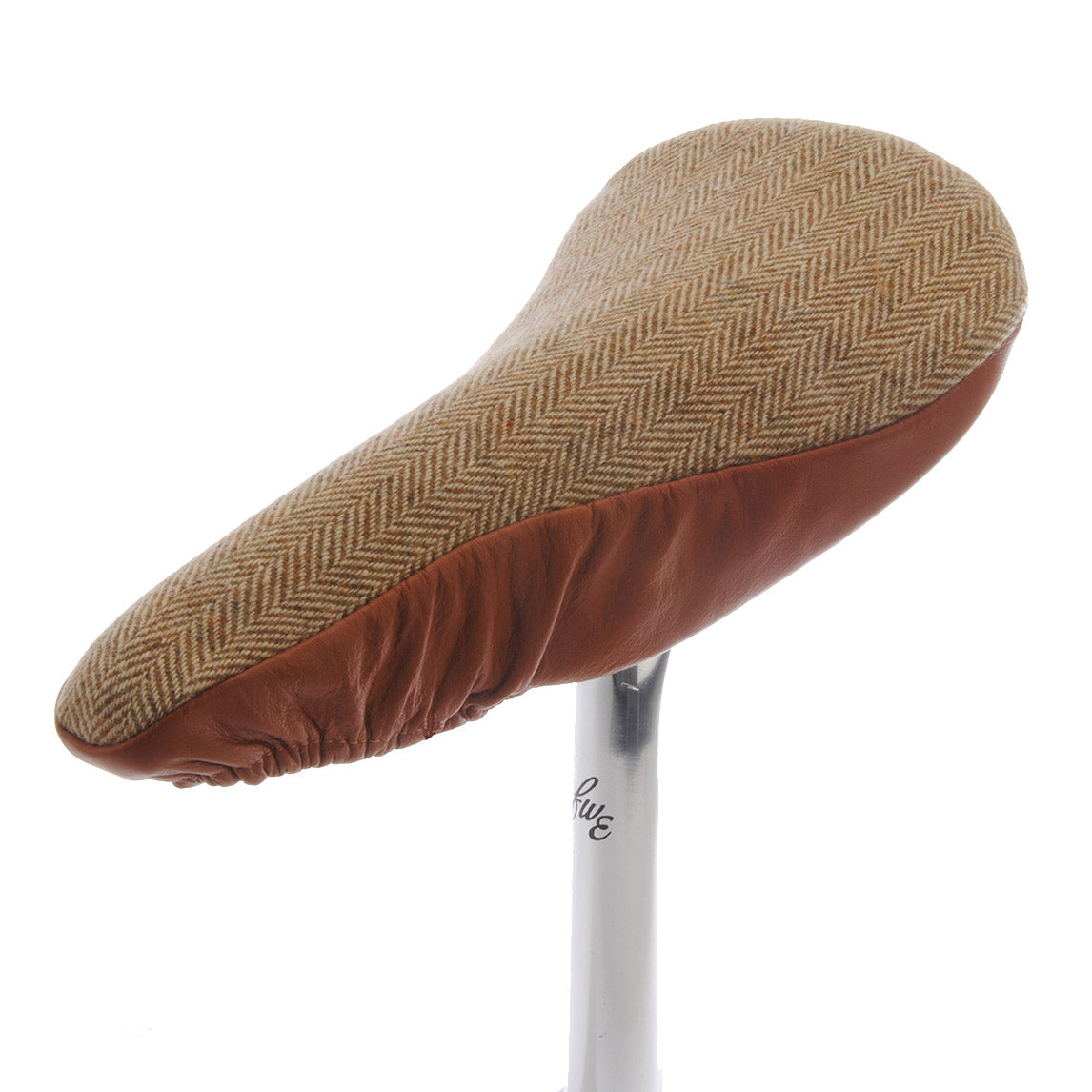 Archi Tweed Saddle Cover - Beige