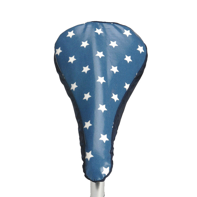 Galileo II Waterproof Saddle Cover - Blue