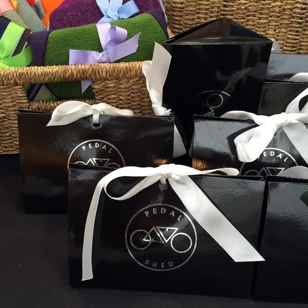 Bicycle Accessory Gift Box - Black