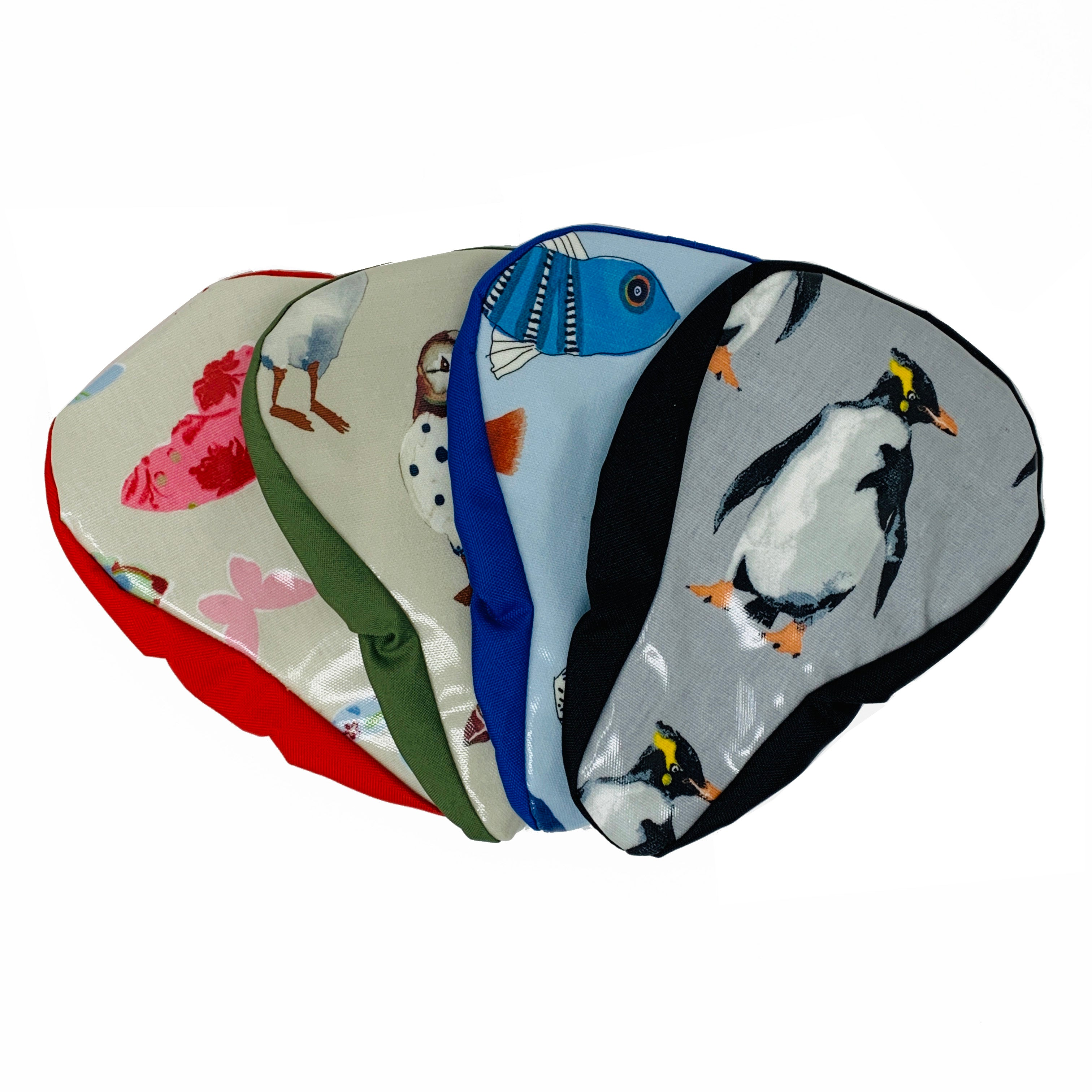Penguin - Kids Waterproof Saddle Cover