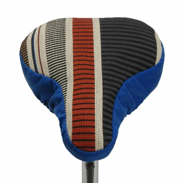 Malcolm Bike Saddle Cover - Paul Smith