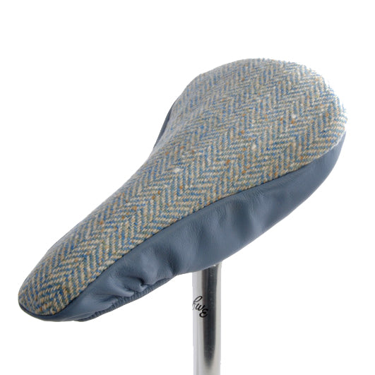 Skye II Saddle Cover - Pale Blue