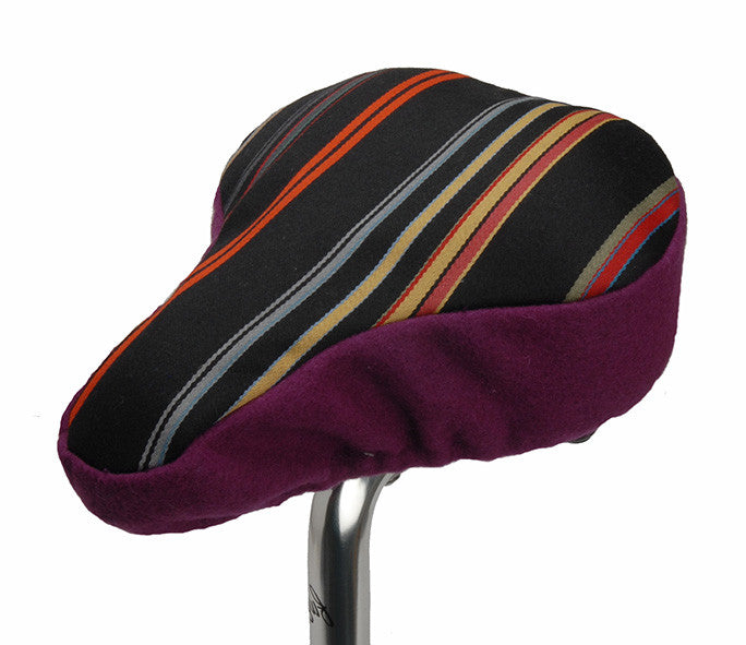 William - Paul Smith Saddle Cover - Striped
